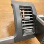 ハイエース用ドリンクホルダー 槌屋ヤックSY-HA1は3型に取付られるか、車両パーツの取り外しは可能かやってみた。感想、レビューなど